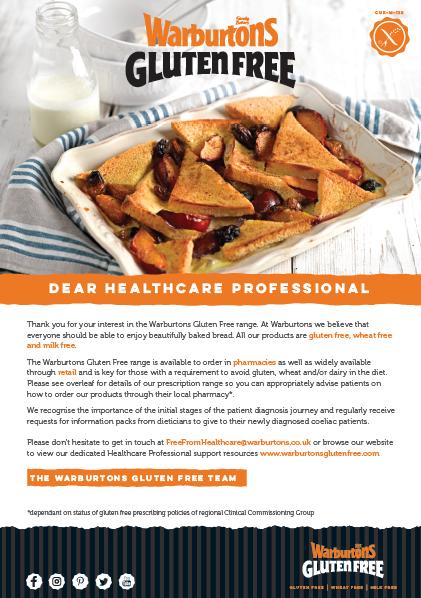 Dietitian Letter