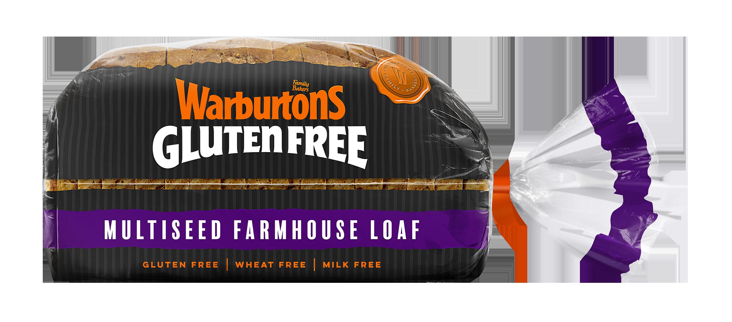 Multiseed Farmhouse Loaf