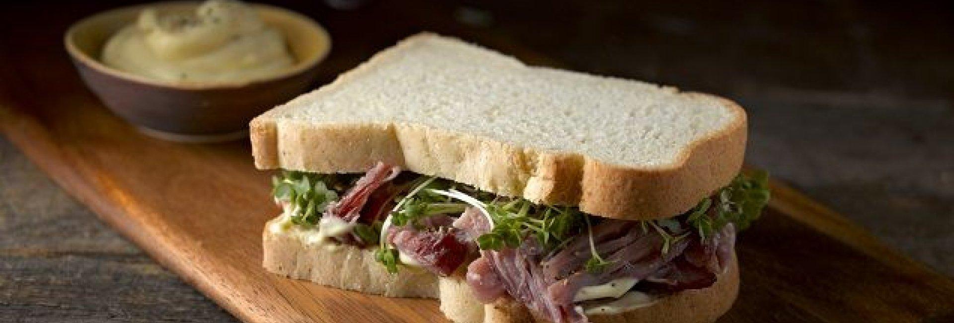 Ham Hock Sandwich Recipe Warburtons Gluten Free